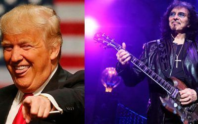 Donald Trump es fan de Black Sabbath